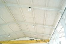 CelluBOR Factory Ceiling Application